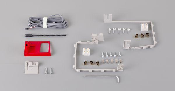 VELUX Montage-Set ZOZ 243 für Elektro-Rollos/ Größe C02-U10